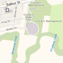 Greater Hume Shire Council  Balfour Street Culcairn NSW  White