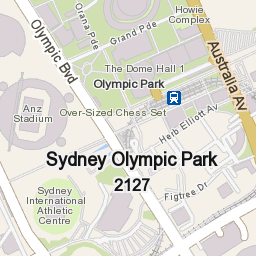 Specialist Centre At Sydney Olympic Park